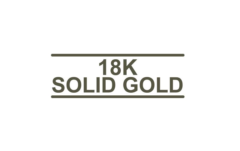 18 Karaat Gold