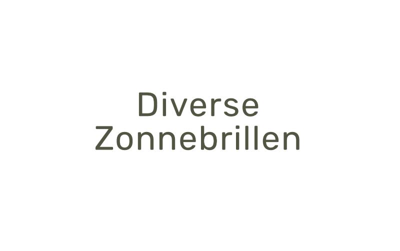 Diverse Zonnebrillen